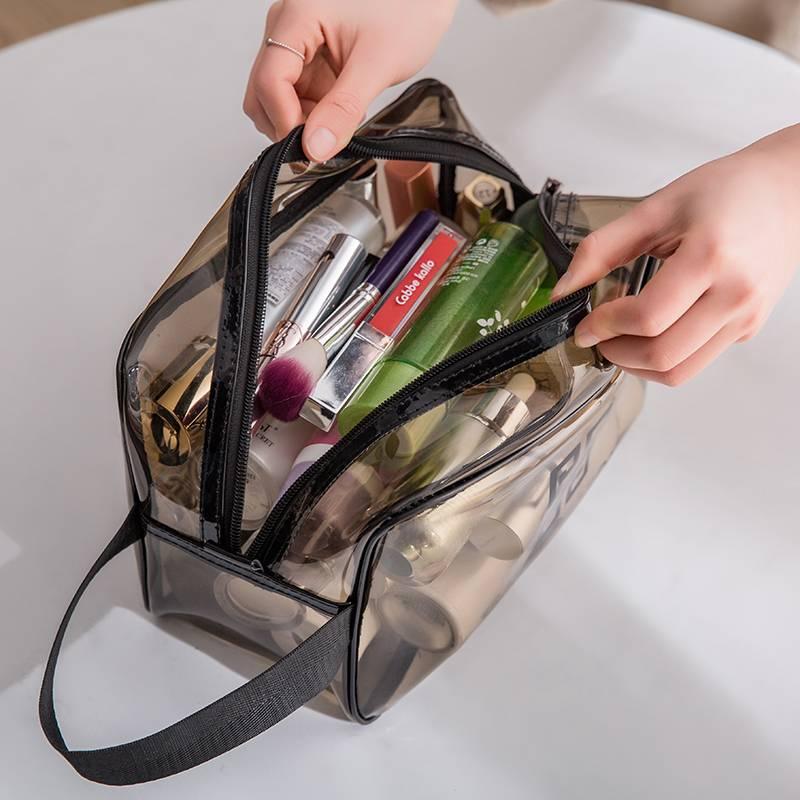 化妆包女便携大容量旅行出差必备神器浴兜洗漱用品收纳袋洗护套装