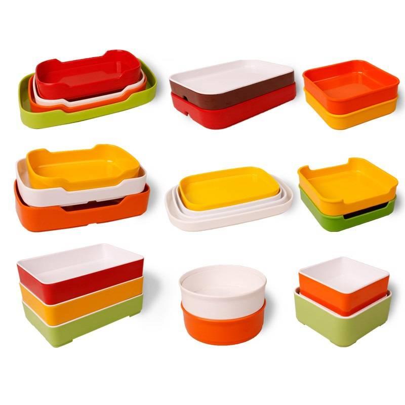 密胺火锅盘子火锅店餐具彩色塑料自助餐盘烤肉店菜盘串串餐具商用