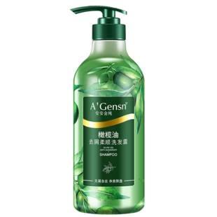 :安安金纯橄榄油去屑洗发水350g