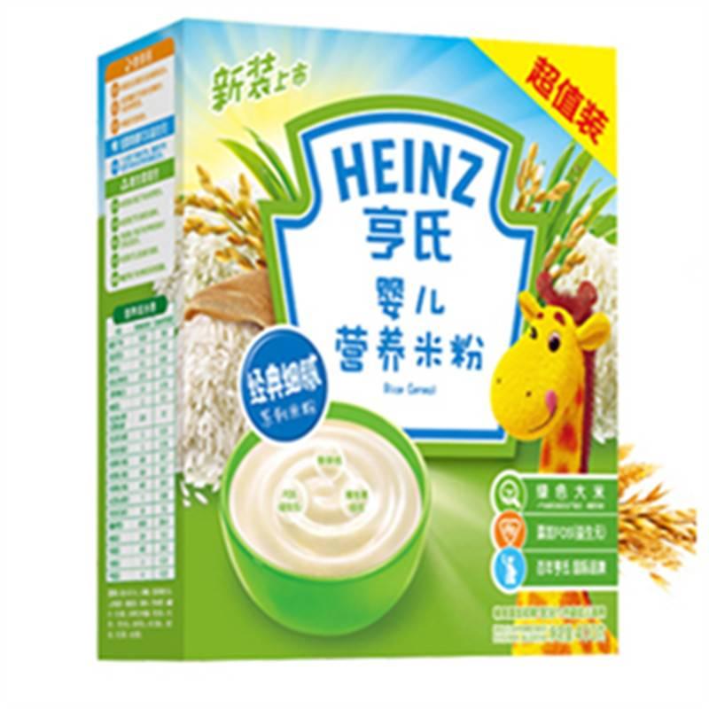 亨氏1段宝宝辅食营养米粉400g