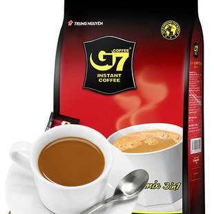 :越南原裝進口中原g7特濃咖啡粉