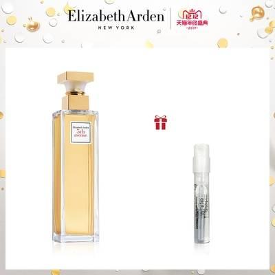 伊丽莎白雅顿第五大道香氛女士淡香水学生少女清新东方花香调