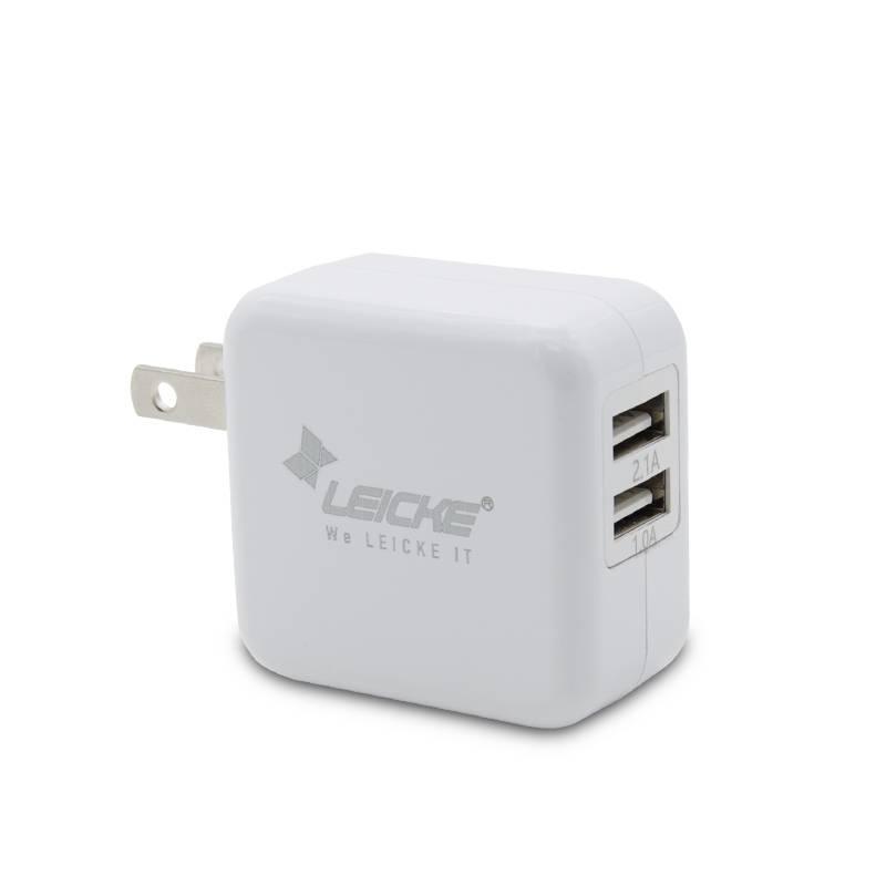 安卓苹果充电器头多口充电头ipad快充usb充电器插头iPhone通用