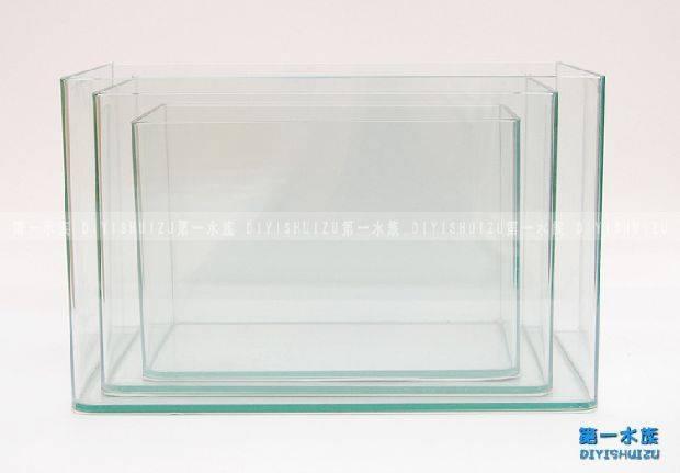 鱼缸客厅小型餐套装草缸懒人造景迷你桌面过滤自动循环免换水族箱