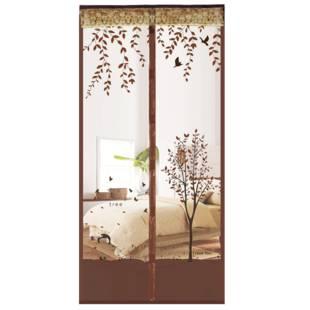 夏季防蚊门帘磁性魔术贴隔断防蝇高档纱门窗卧室家用自吸磁铁对吸