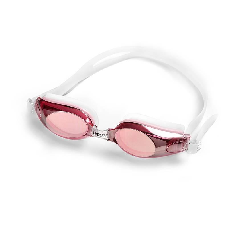 泳镜防水防雾高清女泳帽套装专业带度数近视潜水运动游泳眼镜装备