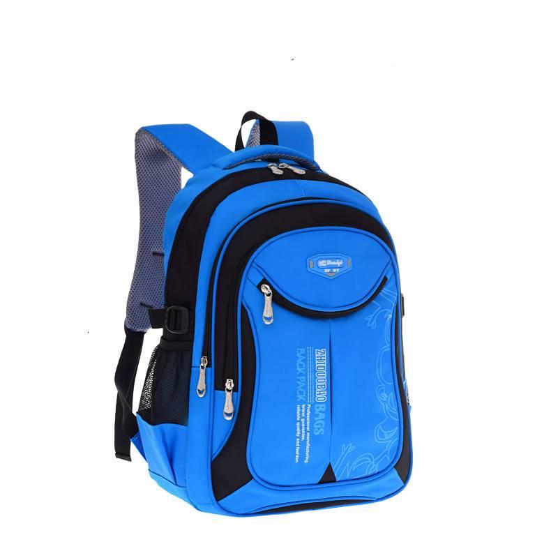 书包小学生 1-3-4-6年级男童女减负双肩儿童书包男孩防水护脊背包