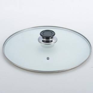 【邦仕尼】家用防碎钢化玻璃锅盖14cm