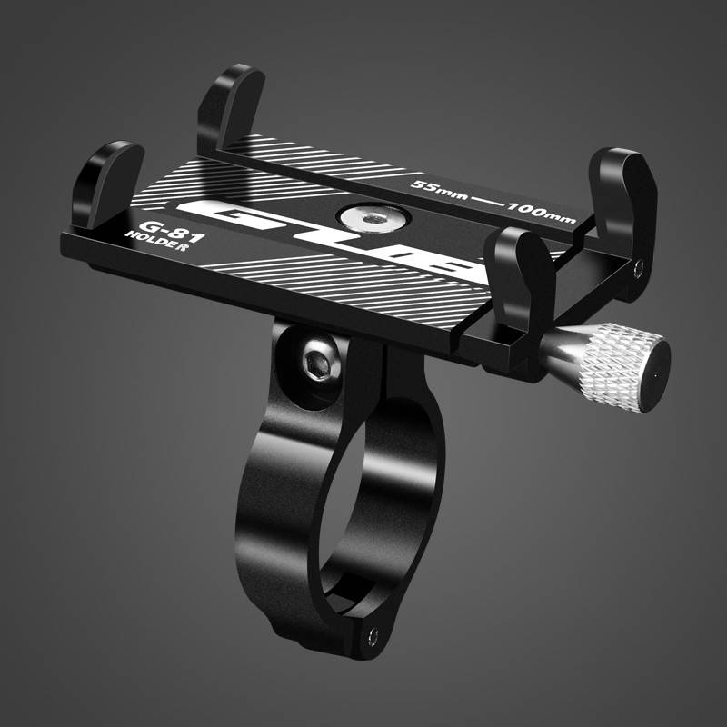 GUB铝合金手机固定支架山地自行车导航电动车摩托车外卖骑行装备