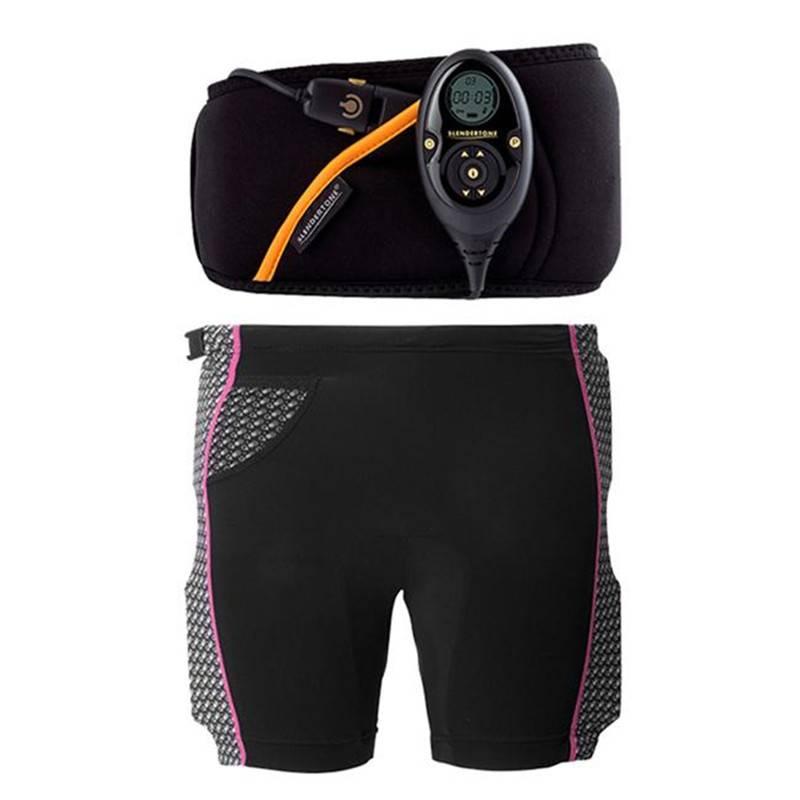 Slendertone/希蓝彤 女士腹臀部家用健身器材套装改善体型小蛮腰