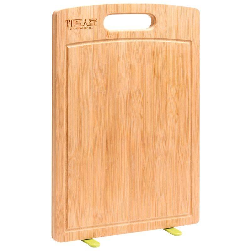 竹匠防霉菜板非实木竹案板厨房切菜板粘板擀面板家用砧板占板刀板