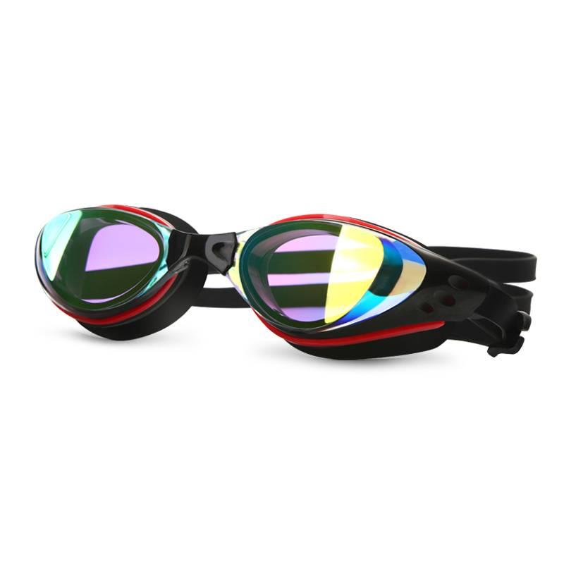 游泳帽套装游泳镜近视游泳眼镜泳镜男女成人防水儿童泳镜高清防雾