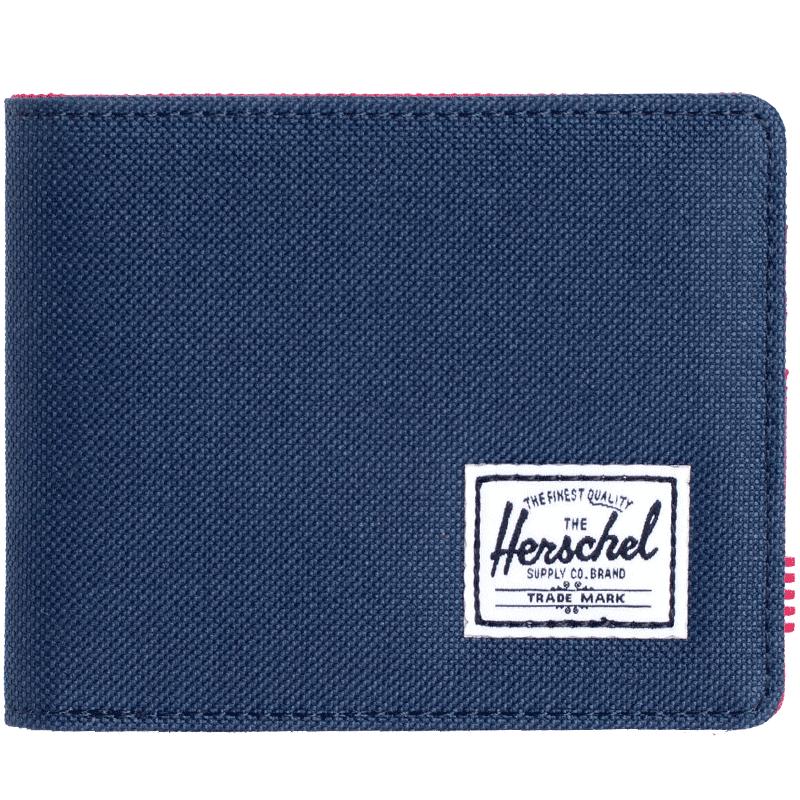 Herschel Supply Roy RFID时尚短款防盗刷男女钱包 10363