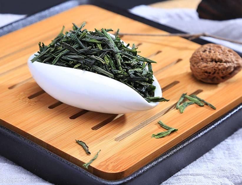六安瓜片2019新茶雨前特级浓香型家庭口粮茶安徽绿茶500g礼盒装