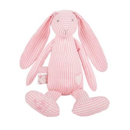 麦侬贝儿婴儿手偶玩具布艺动物可入口安抚巾宝宝可咬安抚玩偶布偶