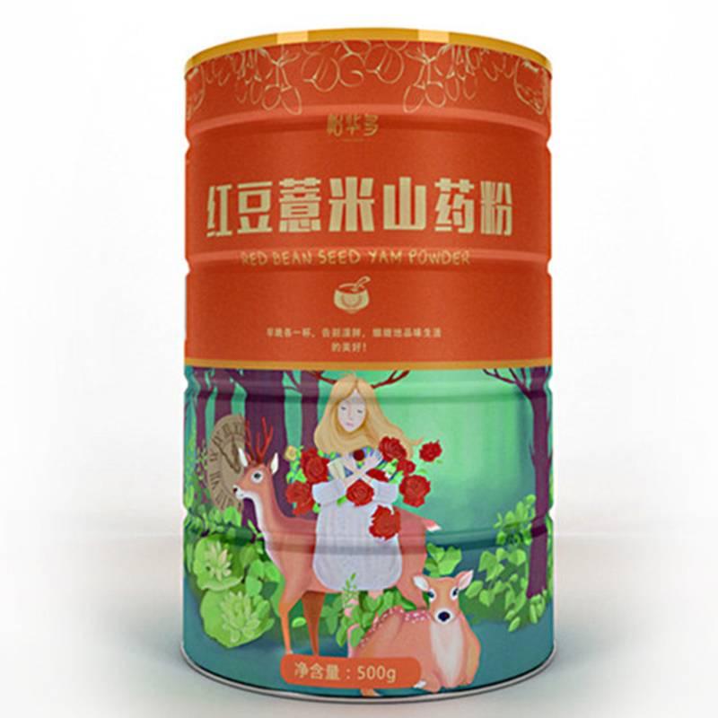 山药红豆薏米粉薏仁代餐粉现磨五谷杂粮粉粥即冲即饮冲泡即食早餐