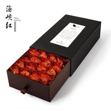 海峡红 铁观音茶叶消青大味秋茶清香型新茶乌龙茶礼盒装250g*2盒