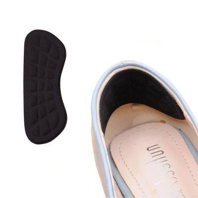 后跟貼防磨腳加厚不跟腳防掉跟防滑運動鞋腳后跟貼鞋貼半碼墊男女