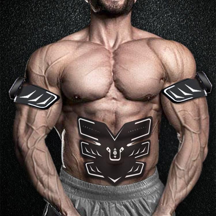 腹肌贴健身器材家用智能腹部肌肉训练仪男懒人神器锻炼腰带收腹机
