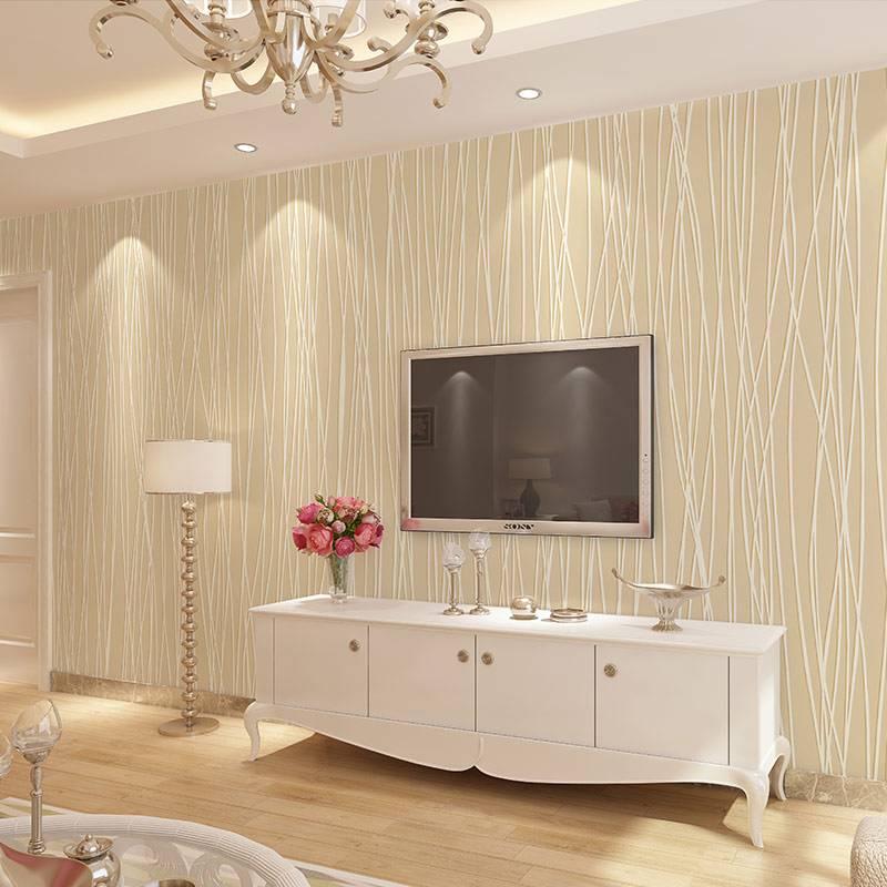 自粘无纺布墙纸温馨女孩宿舍卧室客厅电视背景墙装饰贴纸立体壁纸