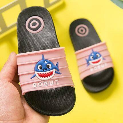儿童拖鞋夏季卡通可爱男女中大童室内防滑家用小孩专用宝宝凉拖鞋