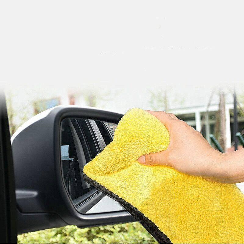洗车毛巾吸水加厚不掉毛抹布汽车内饰载用品大全工具擦车布专用巾