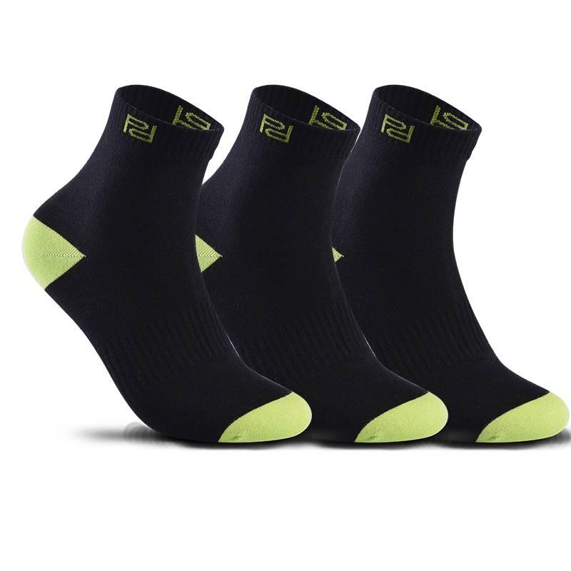品答袜元素棉袜男士长筒袜子黑防臭长短袜吸汗冬季90%棉袜男袜潮