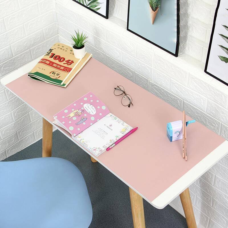 写字桌垫学生桌面超大电脑办公桌书桌垫家用小学生环保学习写字台