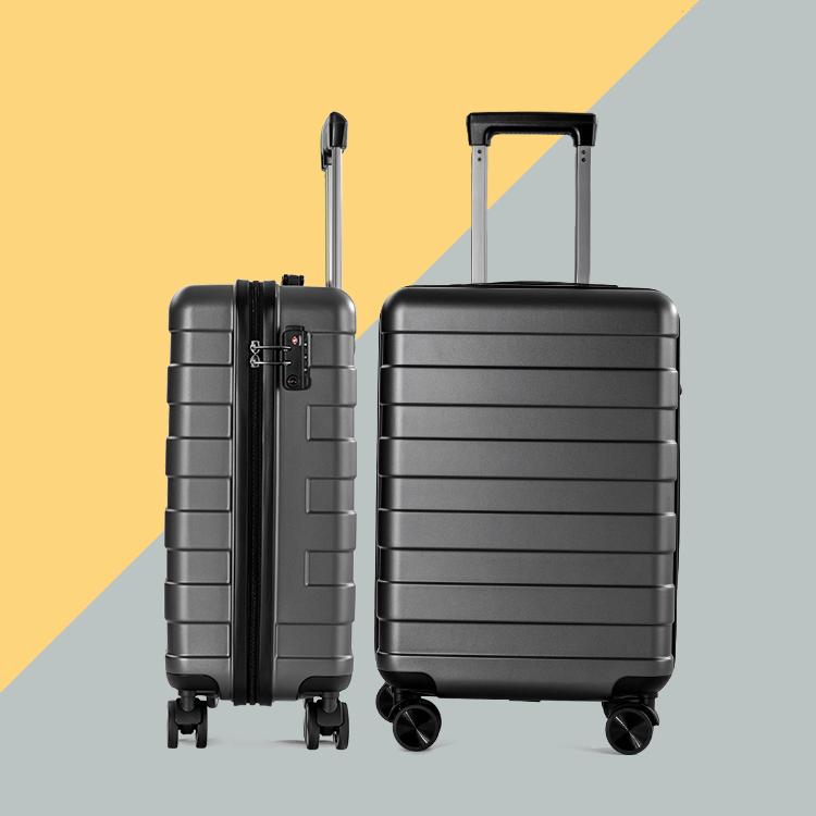 奥康拉杆箱20寸登机箱静音镭射光万向轮轻便大容量旅行箱学生男女
