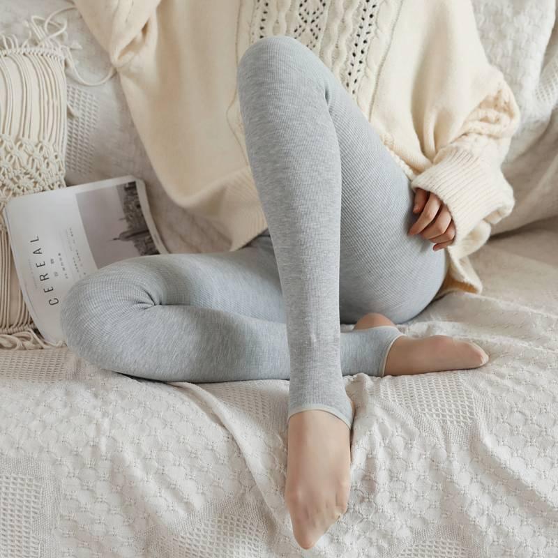 孕妇打底袜丝袜秋款外穿踩脚怀孕期内穿棉裤秋冬款加厚加绒打底裤