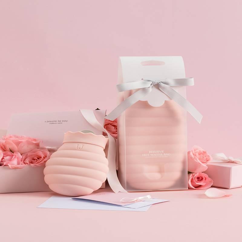 佐敦朱迪热水袋注水防爆家用暖肚子小号随身便携暖手婴儿暖水袋