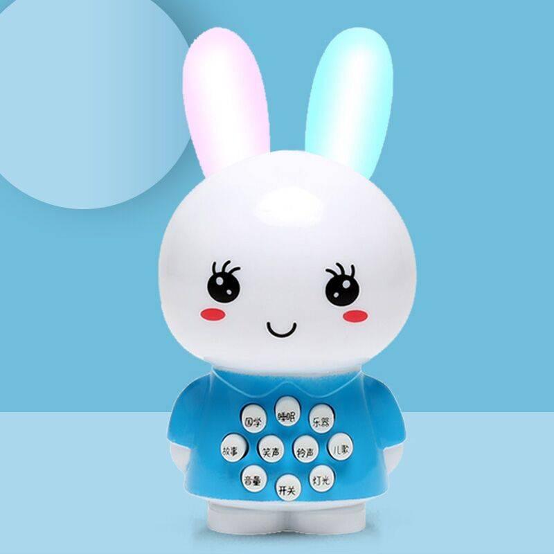 智能机器人儿童礼物早教机玩具高科技语音对话陪伴学习小白男女孩