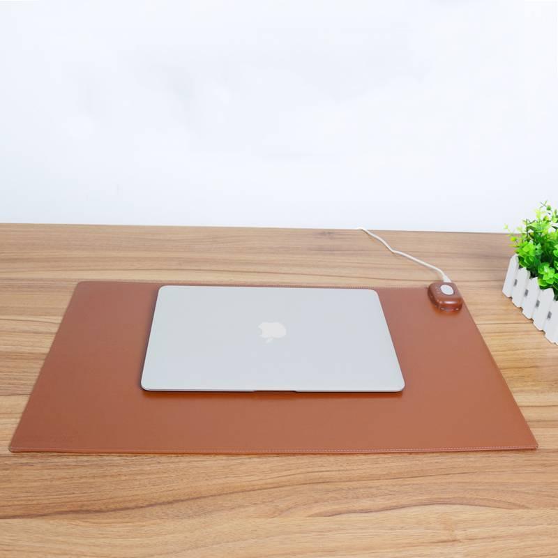 酷奇 暖桌垫大学生写字台电热板男可爱女生加热鼠标垫卡通超大暖手垫电脑办公发热书桌面儿童冬季取暖防冻24V