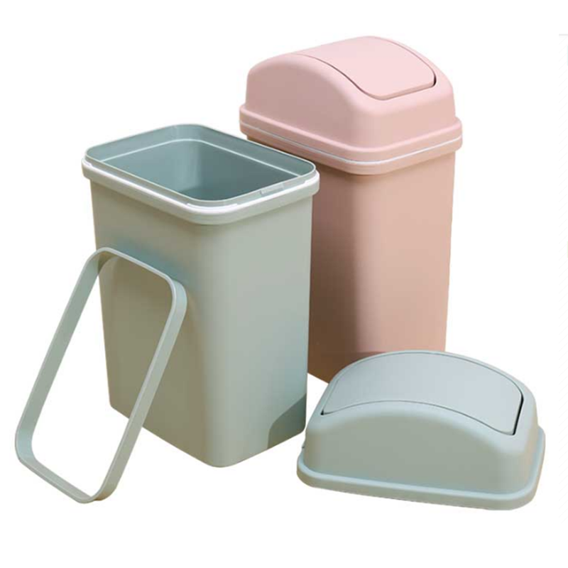 【乐服】家用简约创意垃圾桶