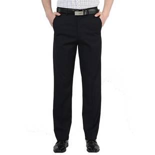【宾爵奴】加绒款西装裤男直筒长裤