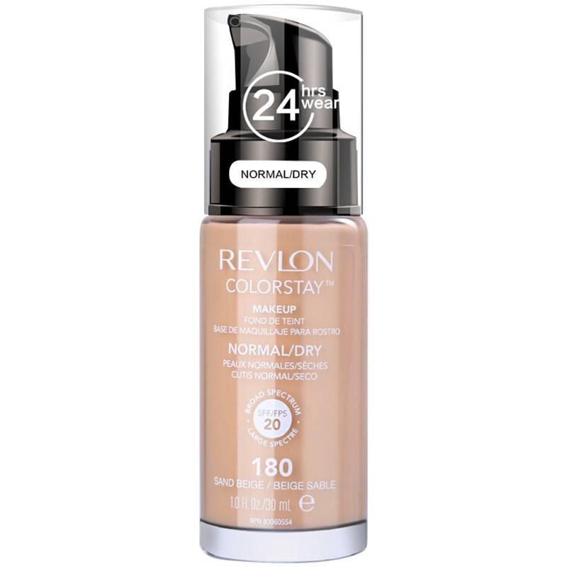 美国Revlon\\\/露华浓粉底液遮瑕24小时美白保湿持久bb霜裸妆女正品