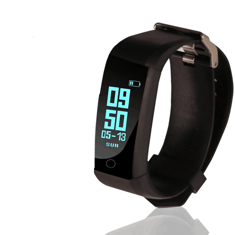 智能手环心率男女学生多功能防水震动闹钟电子oppo小米vivo华为3通用计步器睡眠手表
