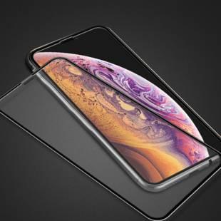 iphone11钢化膜全屏覆盖苹果x高清6sp玻璃8全包边8p防摔Xsmax防指纹11promax屏保7蓝光11pro无