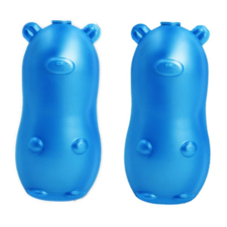 ¥8.80 【2瓶装】伟复蓝泡泡洁厕宝