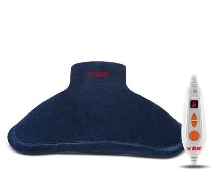 北极绒电热艾灸护肩膀颈椎套肩颈热敷保暖脖子护颈睡觉发热男女