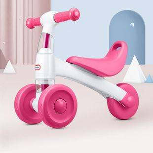 儿童平衡车滑行溜溜车无脚踏宝宝1-3周岁礼物滑步小孩学步扭扭车