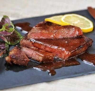 悦典澳洲进口原肉整切牛排套餐黑椒10片新鲜西冷眼牛肉儿童牛扒20