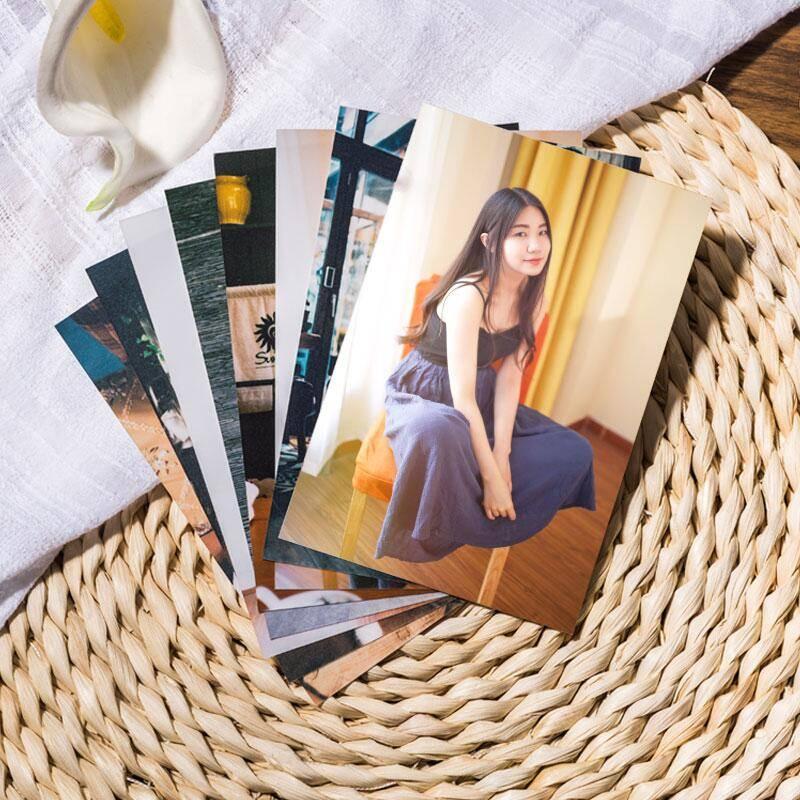 洗照片冲印拍立得高清定制lomo照片打印ins相片冲洗钱包照包邮