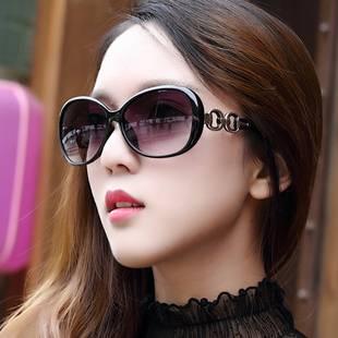 新款個性太陽鏡女防紫外線2020時尚圓臉墨鏡韓版潮眼鏡明星網紅款