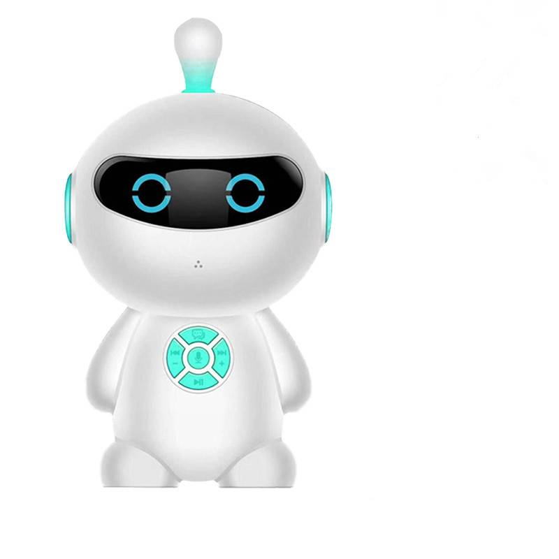 益思特儿童智能机器人高科技对话语音中英翻译家庭机陪伴互动玩具学习早教机