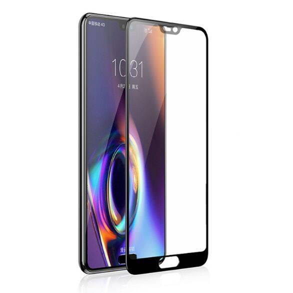 华为mate20P30钢化玻璃膜20x全屏黑色V20荣耀10高清nova2s手机膜