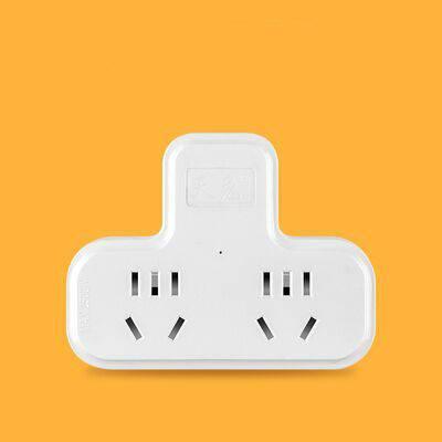 插座转换器转换插头家用无线插排插板多功能一转多电源插线板杰