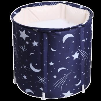 ¥15.80 【百年羚】家用泡澡神器折叠沐浴桶