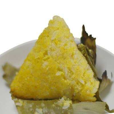 手工素粽子玉米粗粮杂粮散装即食糯米包谷粑粑恩施土特产无糖食品
