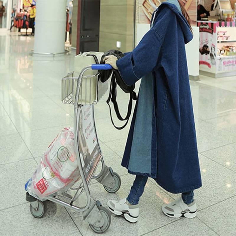 套装中老年女装上衣妈妈装短T恤七分裤两件套竖条纹中年女夏装18